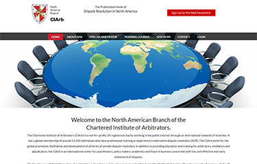 North American Branch of the Chartered Institute of Arbitrators