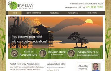 New Day Acupuncture