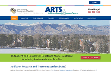 Addiction Research and Treatment Services (ARTS)